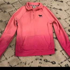 VS Pink pullover sweater XS